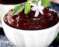 Acı Biberli Çikolatalı Muhallebi