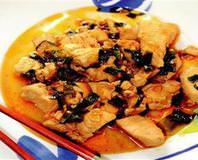 Çin Usulü Tavuk