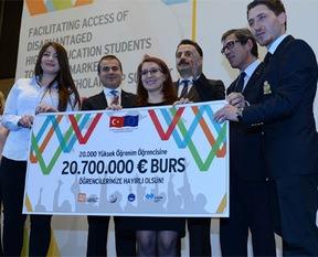 20 bin öğrenciye burs müjdesi