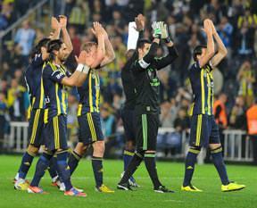 22 maçta ilk golü Fenerbahçe yedi