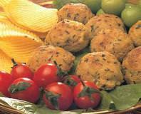 Fırında Patates Köftesi