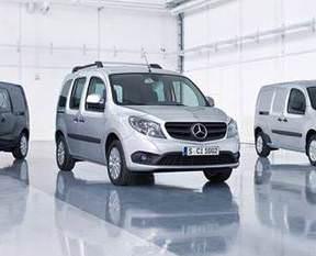 İşte Mercedes Citan