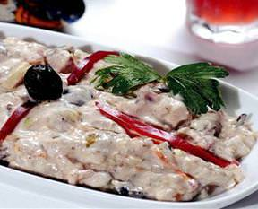 Olivye Rus Salatası