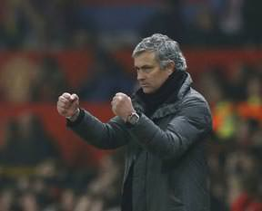 Jose'ye 400 bin Euroluk saat!