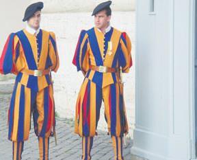 Papa'nın askerleri