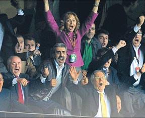 Kadıköy'de Yıldırım şov!