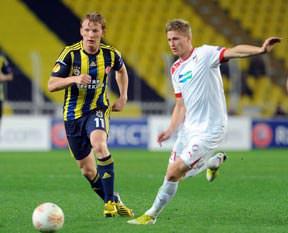 Fenerbahçe tarih yazıyor