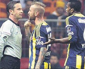 Süper Lig'in Kahya'sı