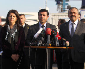 İşte Abdullah Öcalan'ın mesajı