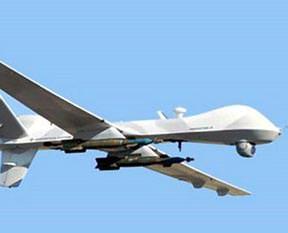 Kartal gibi insansız hava aracı geliştirildi