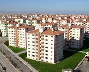 Antalya'ya TOKİ'den dev proje