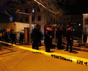 Ankara'da bombalı gece