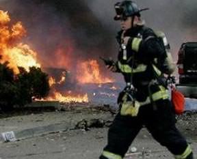 Uçak evlere düştü: 2 ölü