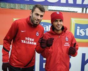 Colman&Mustafa buzları eritti