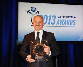 Yılın en iyisi Türk Hava Yolları
