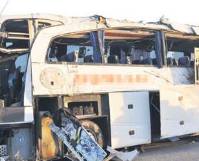 Şoför kalp krizi geçirdi: 7 ölü