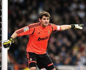 Real'e Casillas müjdesi