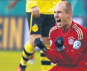 Son bomba Arjen Robben