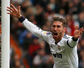 Sergio Ramos çok korkuyor