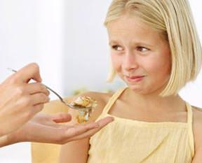 Yemek seçmek genetik