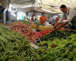 Asgari ücrete 2 kilo meyve