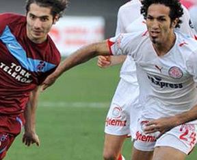 Trabzonspor 'oh' dedi