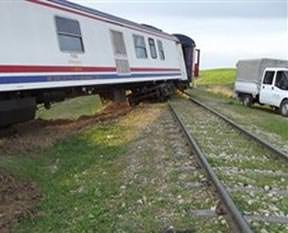 Tren kazalarını bitirecek cihaz