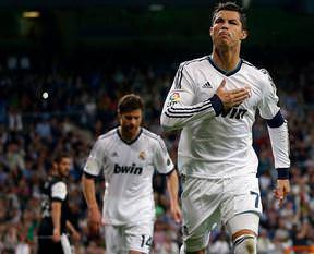 Ronaldo Mourinho'ya küfretti!