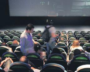 Sinemada AIDS şoku!
