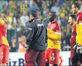Galatasaray'ın 19.05 isteği reddedildi