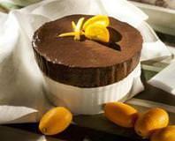 Çikolatalı Soğuk Sufle Kapları