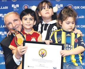 Fenerbahçe de Arena'da zıpladı