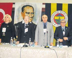 Fenerli üyeler mali kongreye itiraz etti