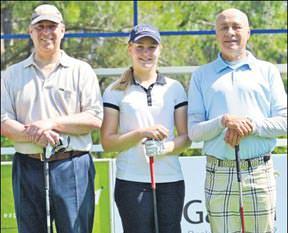 Prens'in golf tutkusu