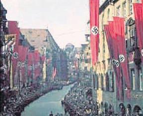 Nazilerin başkenti