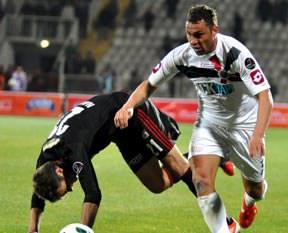 Fener Ankara'dan Tosic'le dönecek