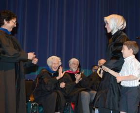 Diploma sevinci