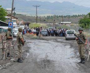 İki teröristin cesedi bulundu