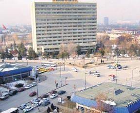 Ankara'da silah sesleri