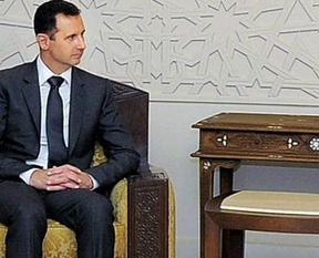 CHP'lileri Esad'a o götürdü