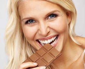 Çikolata soluk verir