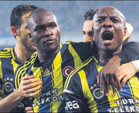 Fenerbahçe Dortmund'u solladı!