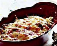 Peyniri Mantolu, Mantarlı Dereotlu Pilav