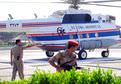Mübarek'e helikopterli tahliye