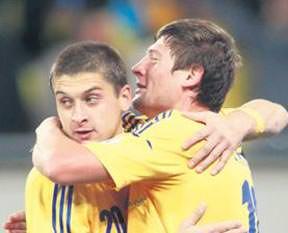Ukrayna gol oldu yağdı: 9-0