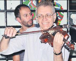 Şamdan'da müzik keyfi