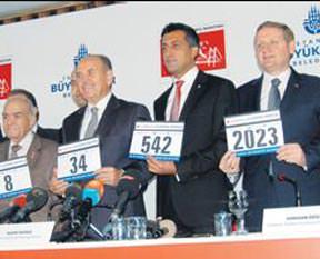 İstanbul Maratonu nefes kesecek