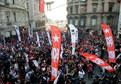 Taksim'de gerilim!
