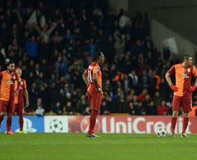 Marca saçmaladı: Zavallı G.Saray!