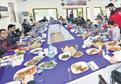 Florya'da yemekler Gökhan ustadan